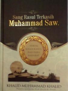 "Sampul Buku ""Muhammad Saw Sang Rasul Terkasih""."