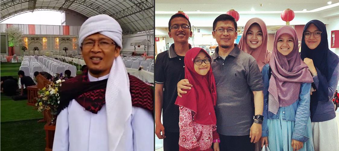 Hari Ini Aa 39 Gym Nikahkan Anaknya Yang Hafidzah Dengan