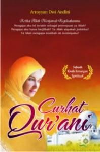 sampul buku Curhat Qur'ani @bukabuku