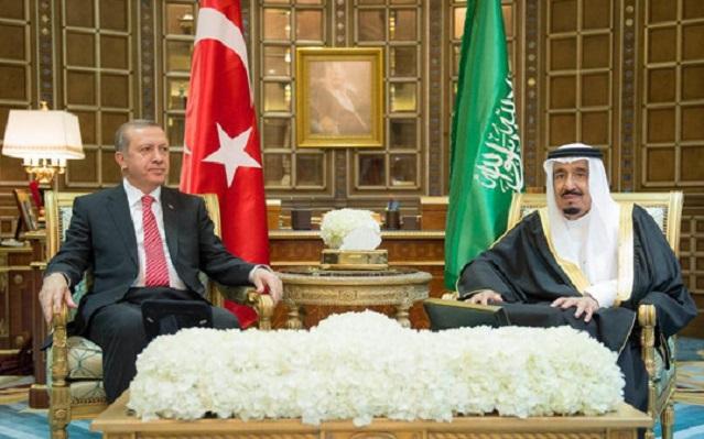 Turki dan Arab Saudi Putuskan Ikut Perang di Suriah