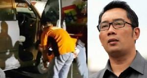 Bom meledak di depan rumah dinas Ridwan Kamil