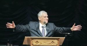 Pastor McConell - belfastteleghraph