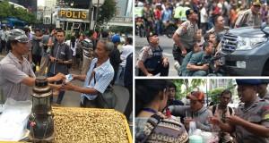 Warga Indonesia tak takut teroris