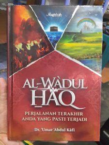 Sampul Al-Wa'dul Haq