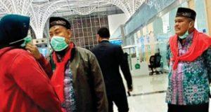 jamaah haji indonesia dibebaskan