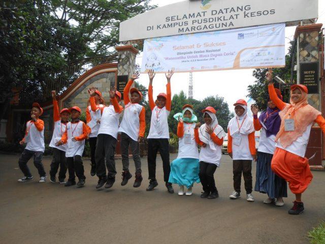 Ratusan Anak Yatim Serbu Jakarta