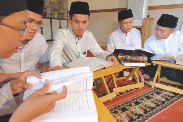 Pesantren tahfizh Quran beasiswa