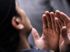 Berdoa lailatul qadar