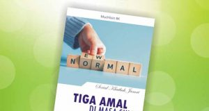 Khutbah jumat new normal